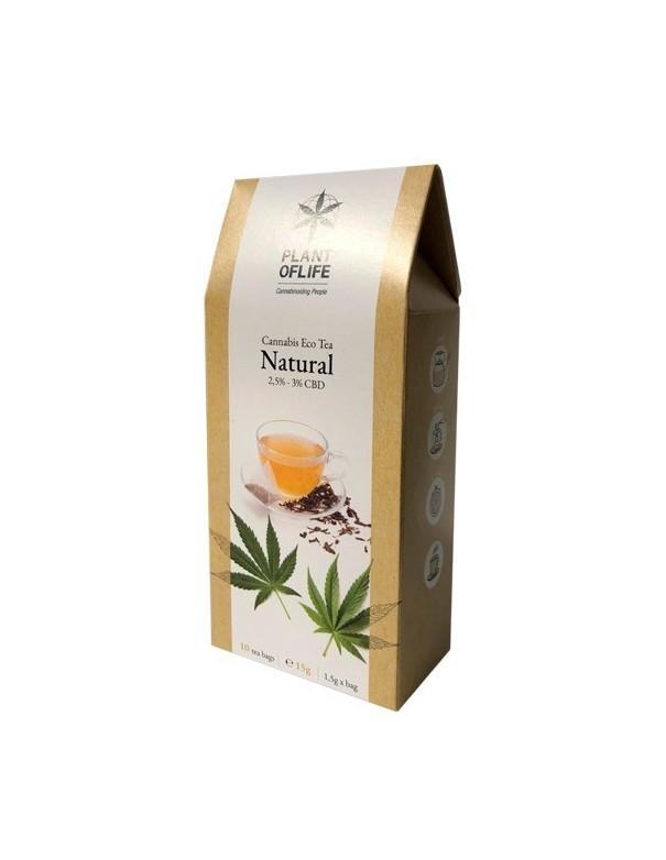 Plant Of Life Infusion CBD Tea:...