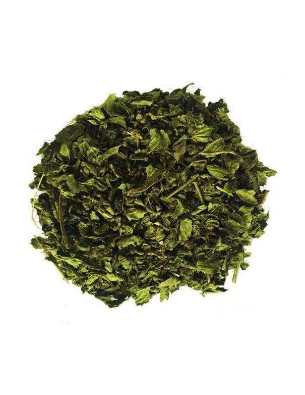 Thé vert CBD a la menthe