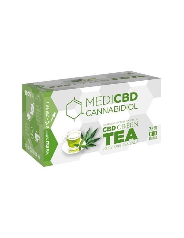 MEDICBD Green Tea